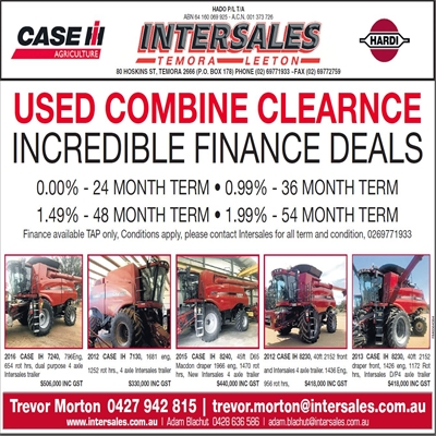 Amazing Deals Happening at Intersales