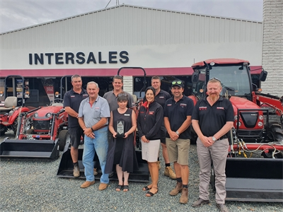 Dealer of the Year Winner - Intersales
