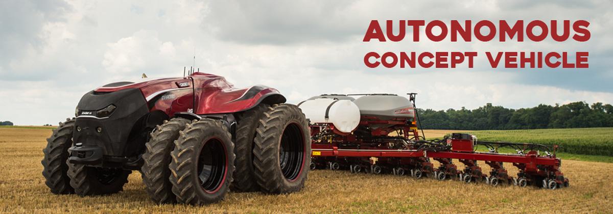 Autonomous concept vehicle